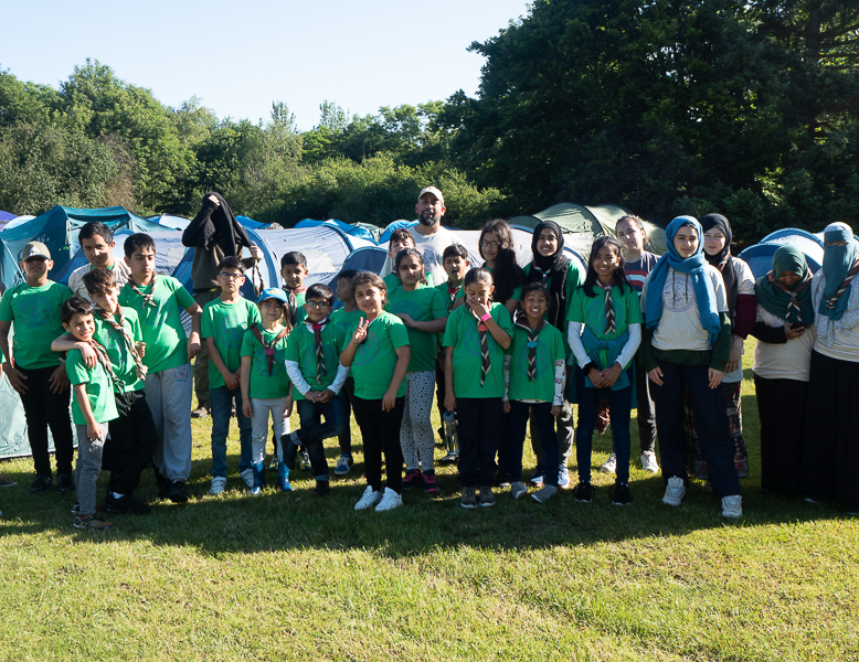 Muslim Scouts St Albans 20th Ansar